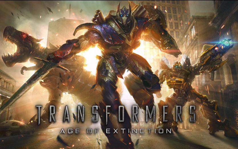 Transformers 4: Age of Extinction | Bryan Leung